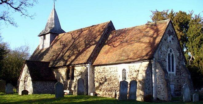 St. Nicholas' Church, Pyrford