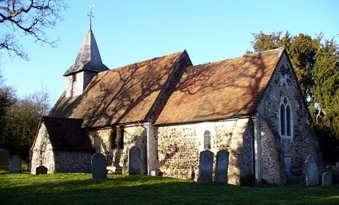 St. Nicholas' Church, Pyrford